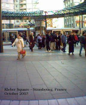 Kleber Square